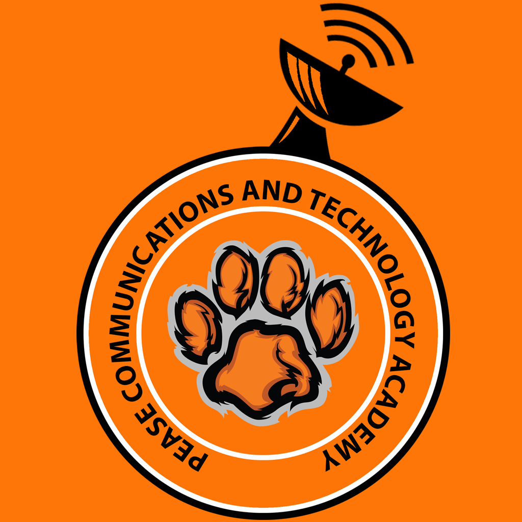 Pease Communications & Technology Academy Logo