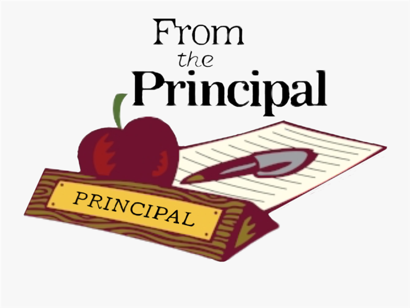 Principal Welcome Back Letter