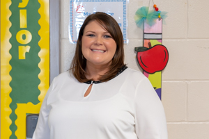 Shenna Wallace named Teacher of the Month for September
