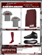 ALAMO BOYS ATHLETICS