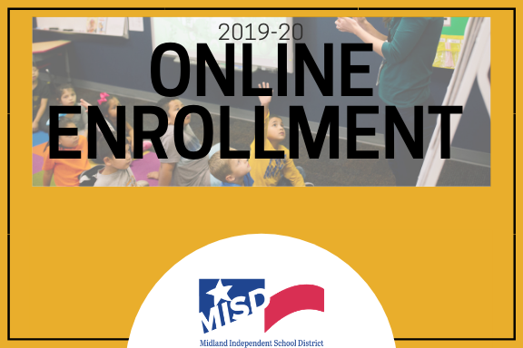 Online Enrollment begins July 29!