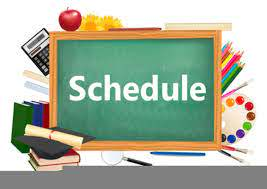 Bowie Campus Daily Virtual Schedules