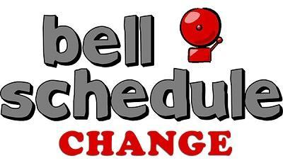 New Proposed Bell Schedule