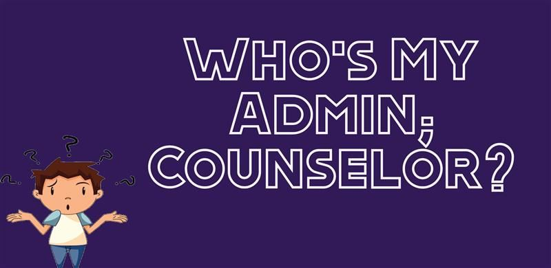Alpha of Admin and Counselors