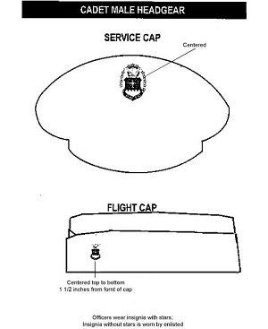 Cadet Male Hatgear