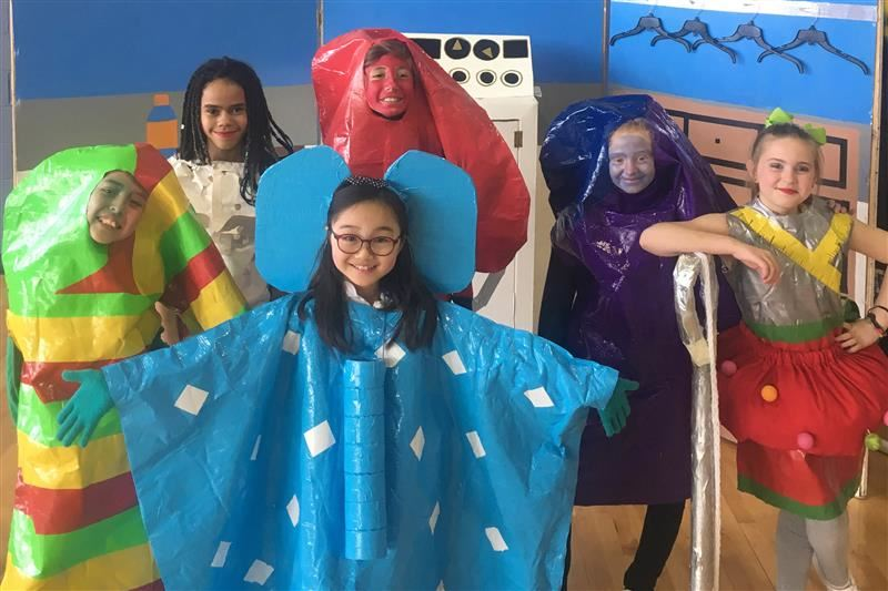 Two Destination Imagination teams headed to state