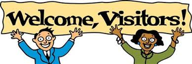 Welcome, Visitors!