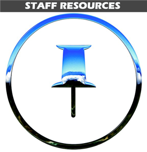 Staff Resources Icon