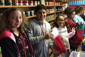 Parker Chiefs continue community outreach mission