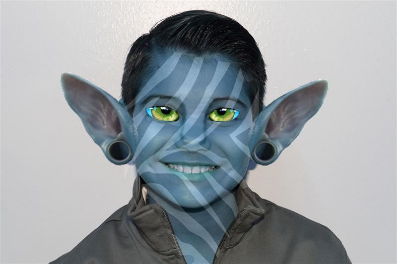 Students use Photoshop to Create Avatars