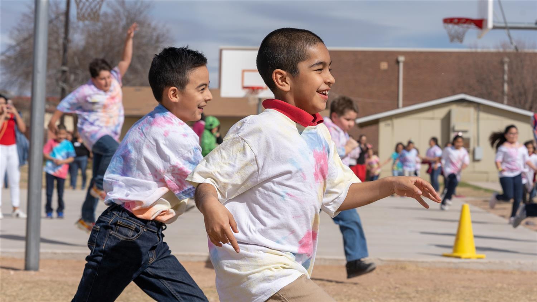 Burnet Elementary / Overview