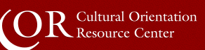 Cultural Orientation Resource Center