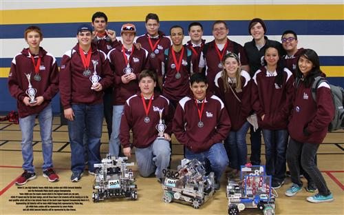 LHS Robotic Teams