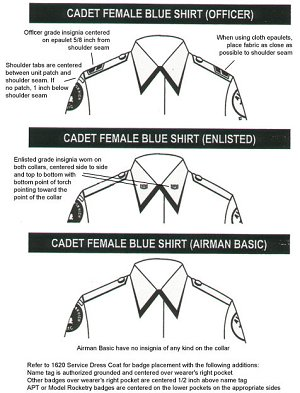 JROTC / JROTC Uniform Wear Guide