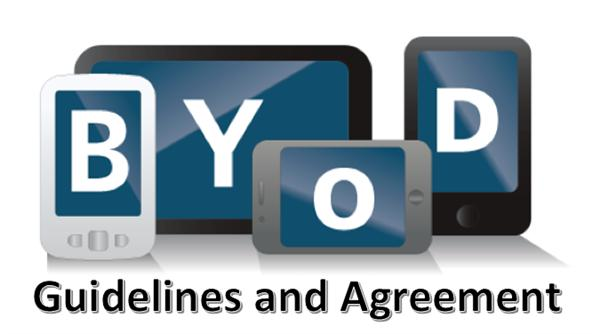 BYOD (Bring Your Own Device) Guidelines and Agreement