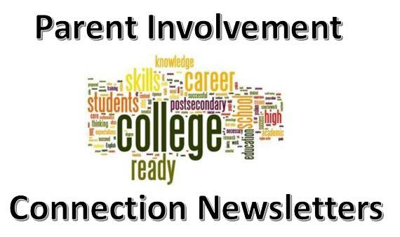 Parent Involvement Connection Newsletters