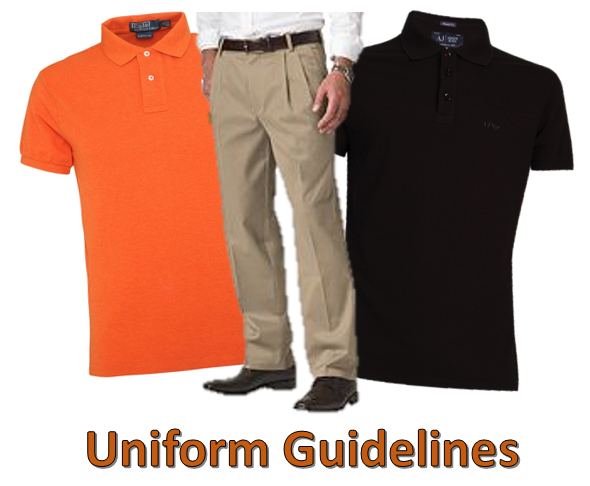 Uniforms Guidelines